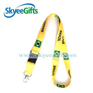 Customzied Medal Lanyards and Braided Neck Lanyard pictures & photos