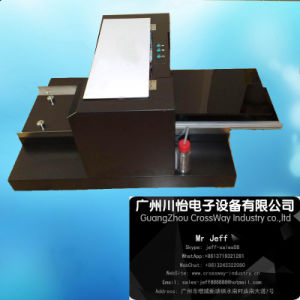 Small Size Eco Solvent Printer with Six Color Espon Head pictures & photos