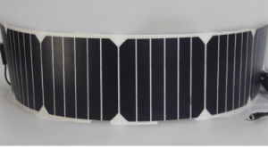 2016 New Products Flexible Sunpower Solar Panel with Hight Effiecience pictures & photos