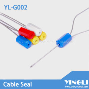 Security Cable Seal with Diameter 1.8mm (YL-G002) pictures & photos