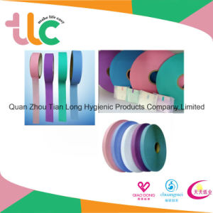Resealable Tapes for Diapers Raw Material pictures & photos