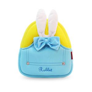 2016 New Kids Cute Rabbit School Backpack bag with Waterproof Neoprene