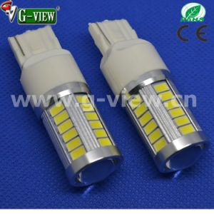 7440 7443 33SMD 5630 Car LED Bulb, 10-30V Auto LED Turn Light, LED Car Bulb