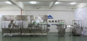 Gsl30-1n Plastic Syringe Assembling-Filling-Closing Production Line