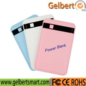 New Portable Universal LED Indication Power Bank with RoHS pictures & photos