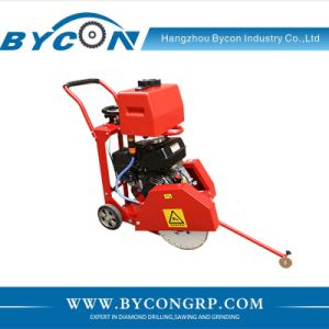 DFS-350 350mm blade concrete floor saw road Cutter with Electric Starter pictures & photos