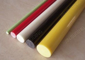 Fiberglass Pultruded Profiles, FRP/GRP Solid Rod pictures & photos