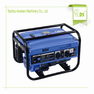 AVR Gasoline Generator Set/Petrol Generator/Portable Electric Power Generator pictures & photos