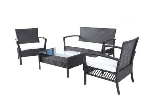 4 Pieces Outdoor Wicker Rattan Furniture pictures & photos