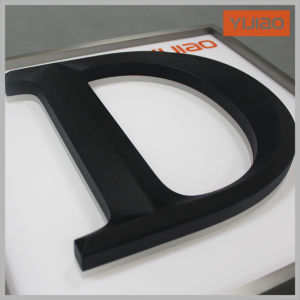Beautiful Acrylic Light Letter Luminous Back pictures & photos