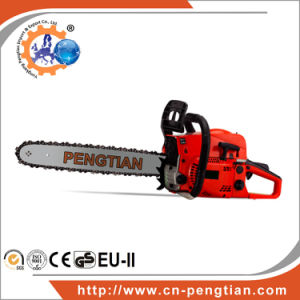 New Brand Garden Tool Gasoline Chain Saw5200 with High Quality Spark Plug pictures & photos