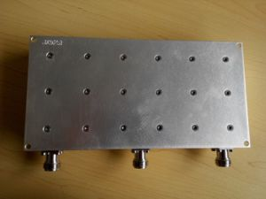 Duplexer for Microwave Communication System Passive Diplexer pictures & photos