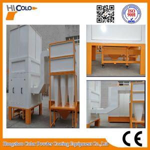 Multi Cyclone Powder Coating Metal Finishing Spray Cabinet Cabina Pintura pictures & photos
