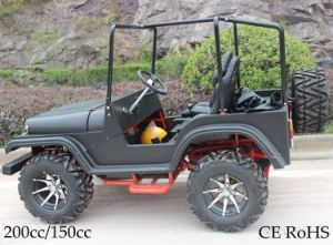 2017 The Most Popular Ce Approved Mini Jeep for Sale pictures & photos