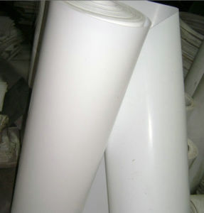100% Virgin PTFE Sheet, PTFE Rolls, Teflon Sheet, Teflon Rolls pictures & photos
