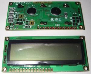 3.5 Inch Mono TFT LCD Module Display pictures & photos