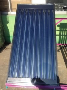 Heat Pipe Flat Plate Solar Collector pictures & photos