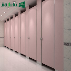 Jialifu High Quality Stainless Steel Hardware Toilet Partition pictures & photos