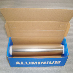 Aluminum Shrink Wrap Baking Roll for Packing pictures & photos