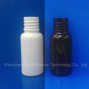 50ml Light Blue Pet Bottle with Aluminum Cap pictures & photos
