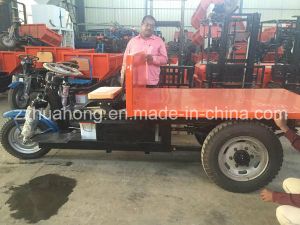 Three Wheeler Tricycle Small Mine Cargo Tricycle/Electric Flat Tricycle pictures & photos