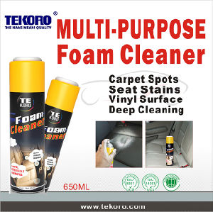 Multi-Purpose Foam Cleaner-Lemon 650ml pictures & photos