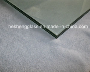 6+0.76PVB+6mm Curtain Wall Laminated Tempered Glass pictures & photos