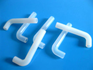Custom High Temperature Resistant Silicone Rubber Tube pictures & photos
