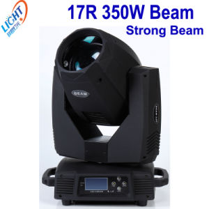 New 17r Sharpy 350W Beam Moving Head Light for Show pictures & photos