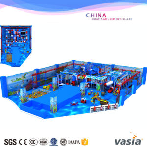 Ocean Climbing Indoor Playground Plastic Toys Items pictures & photos