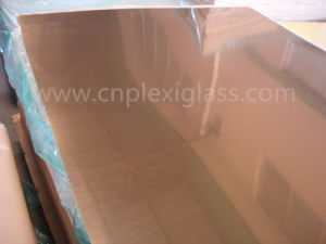 Mirror Acrylic Sheet/PS Mirror Sheet/ 1220X2440X2mm-8mm pictures & photos