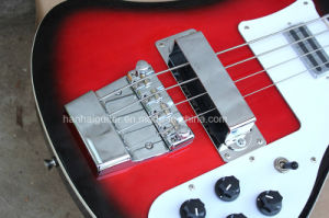 Hanhai Music / Red Rick Style Electric Bass Guitar (Model 4003) pictures & photos