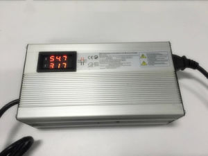 LED Display Mic-Computer Controlled Lithium Battery Charger pictures & photos