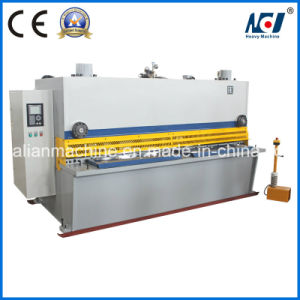 QC11k-6X2500 Quickly Speed Machine CNC Dac360 Hydraulic Guillotine Shearing Machine