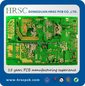 Car Air Purifier 2016 New Fr-4 PCB&PCBA Rigid Board PCB Circuit Factory pictures & photos