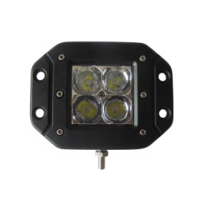 12W LED Tractor Light with CREE (TR-8012) pictures & photos
