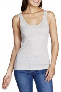 Women Basic Scoop Cotton Slim Fit Tank Top (A498) pictures & photos
