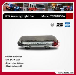 LED Mini Warning Light Bar (TBD8180GA) pictures & photos