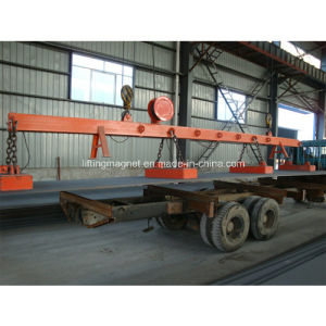 Crane Lifting Magnets for Handling Thin Steel Plates pictures & photos