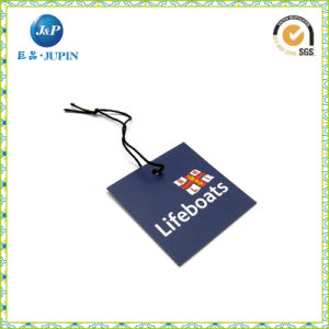 Factory Price Best Quality Jeans Cardboard Paper Swing Tag (JP-HT062) pictures & photos