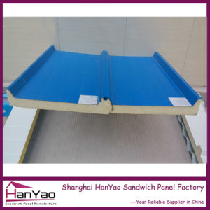 New Customized Thermal Insulated Polyurethane PU Sandwich Roof Panel pictures & photos