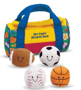 Baby Gund My First Sports Bag pictures & photos
