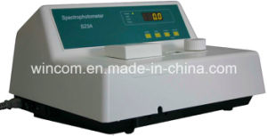 Supply Laboratory Vis Spectrophotometer with 340-950nm Wavelengh pictures & photos