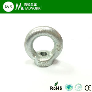 Hot DIP Galvanized Oval Eye Nut pictures & photos