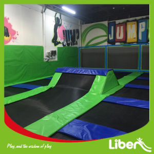 Indoor Gymnastic Trampoline Park Solutions for Sale pictures & photos