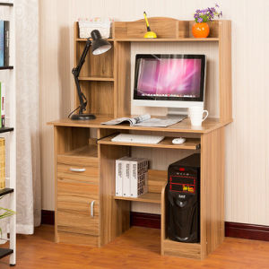 Chinese Design Cheap Wooden Furniture PC Computer Desk (FS-CD027) pictures & photos