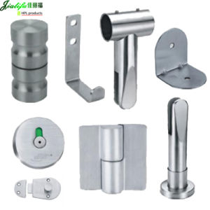 Jialifu Factory Direct Sale Durable Toilet Cubicle Fittings pictures & photos