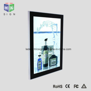 High Quality Menu Poster Advertising LED Light Boxes Light Box pictures & photos