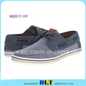 Men Business Casual Boat Shoes pictures & photos