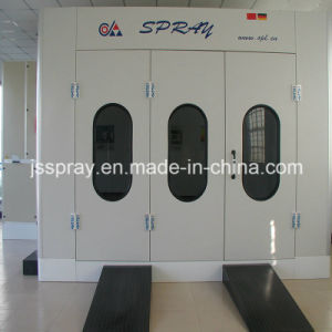 CE Approved Spl Car Paint Booth pictures & photos